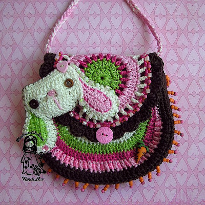 DIY, crochet by Vendulka, crochet patterns, Magic with hook and needles