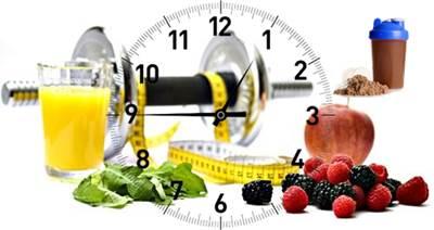 Intenta comer siempre lo más rápido posible al termina tu sesión de entrenamiento