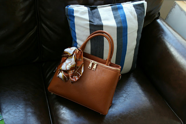 Jims Honey Talita Bag Brown