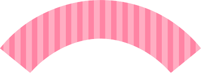 Wrappers para cupcakes de Divertida Mariposa.