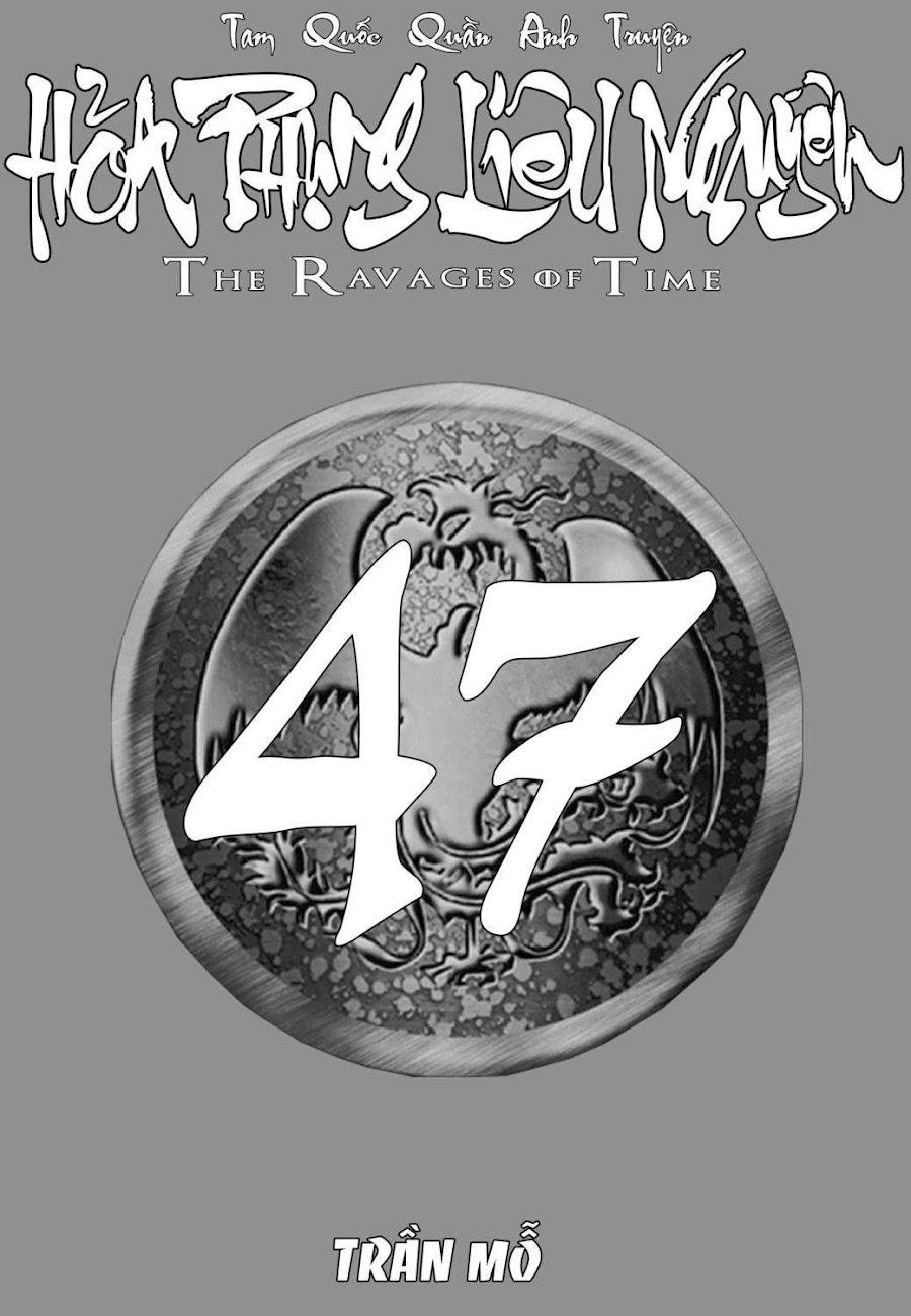 Hỏa phụng liêu nguyên Chương 373: Nhược tướng tàn binh [Remake] trang 1