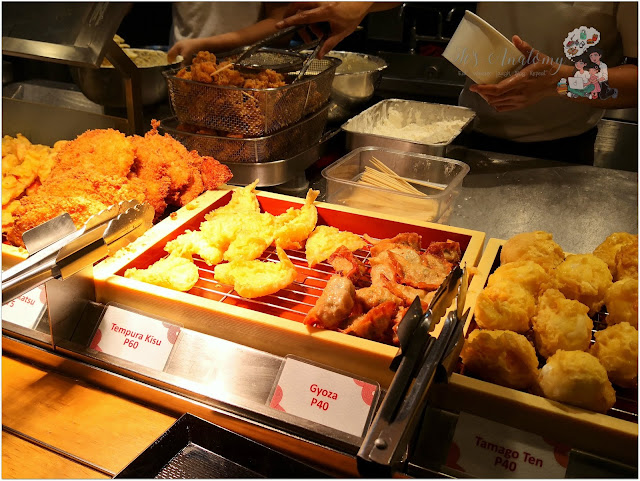 Marugame Udon BGC Side Dishes