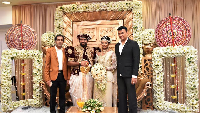 Ranjan Ramanayake At Wedding Gossip Lanka Hot News