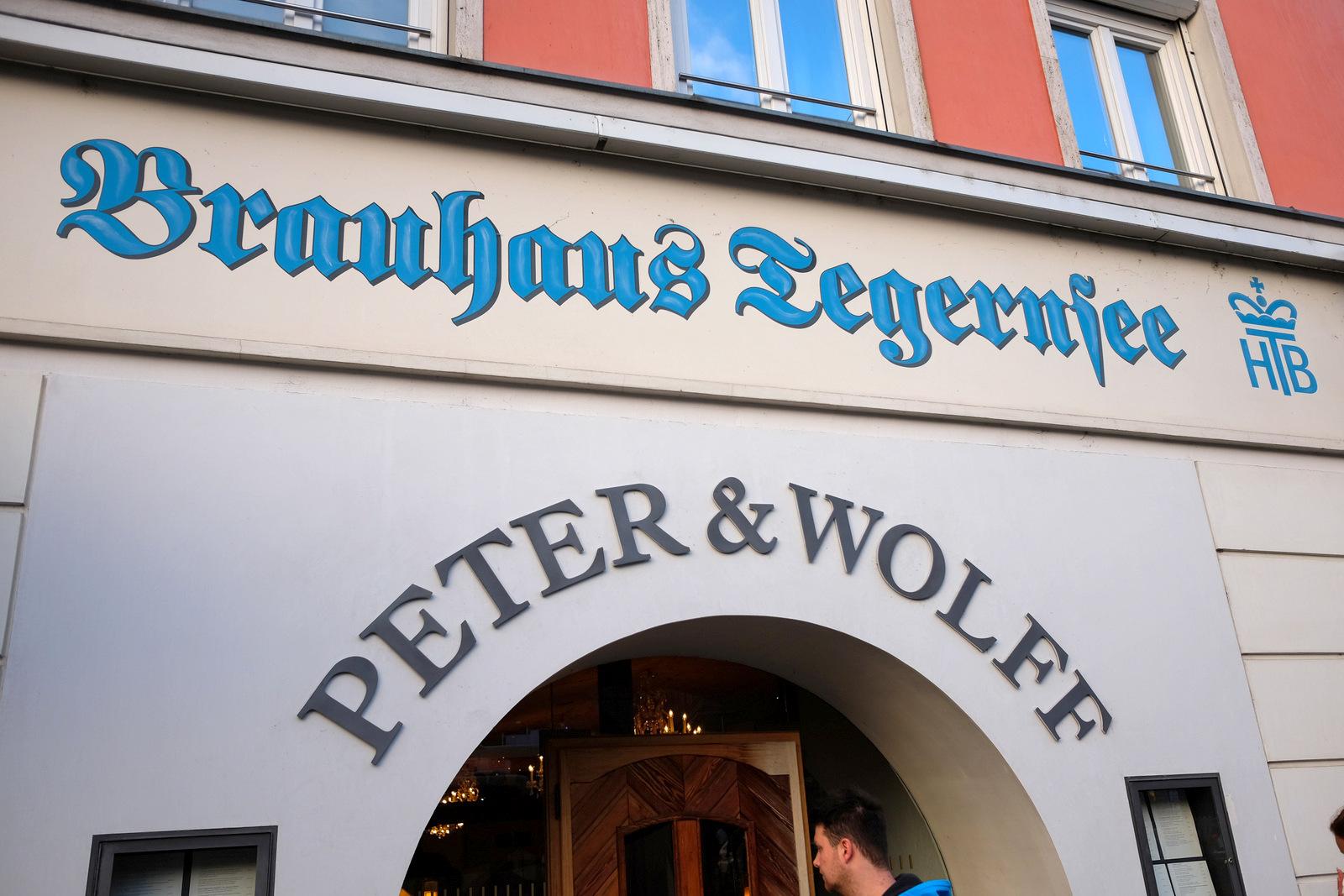 Peter & Wolff @ Munich