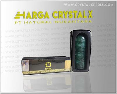 ilustrasi harga crystal x asli