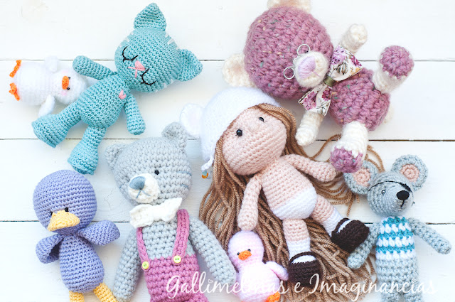Tejiendoperu Crochet Amigurumis : Kitty al crochet bailarina patron de tejiendo peru amigurumis