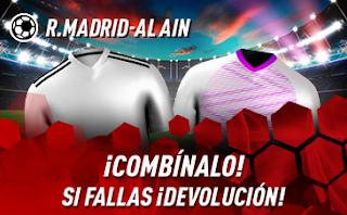 sportium Promo Real Madrid vs Al Ain 22 diciembre