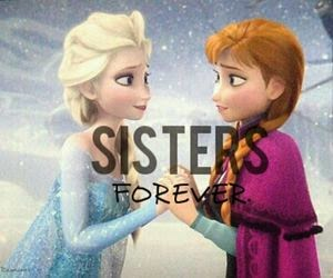 Hermanas de Frozen