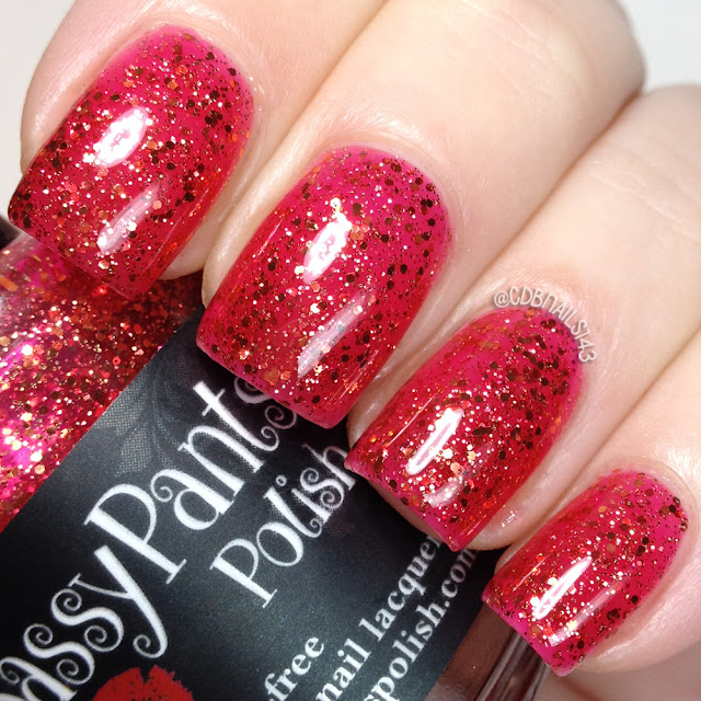 SassyPants Polish-Ghost Stories 'Round the Campfire