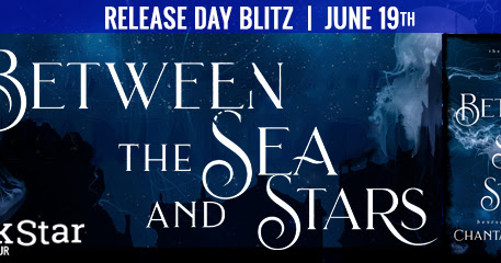 Now Available! BETWEEN THE SEA AND STARS by @CGadouryAuthor #Excerpt #Giveaway w/ Rockstar Book Tours