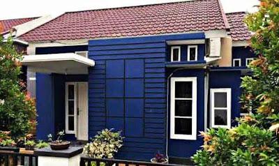 Desain rumah minimalis tipe 21