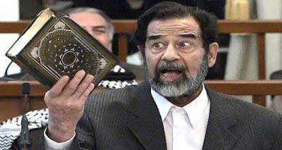 بعد مرور 15 عام على إعدام صدام حسين .. أمريكا تكشف برائته في مفاجأة كبيرة