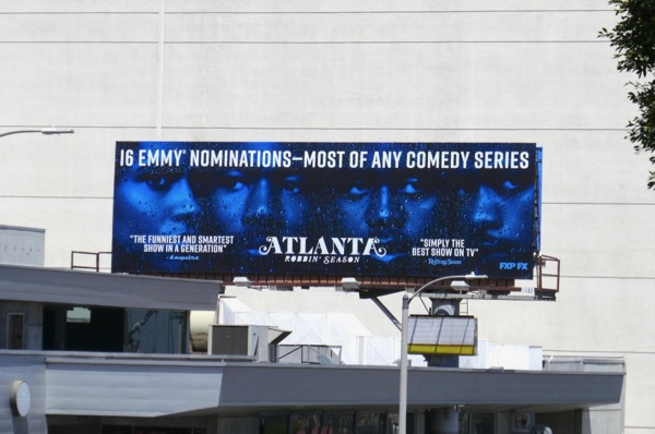 Atlanta season 2 Emmy nominations billboard
