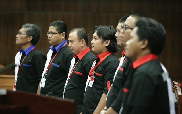 Sidang Gugatan UU Pemilu Presiden dan Wakil presiden Untuk bisa lebih dari 2 periode