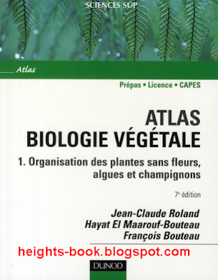 Télécharger Livre Gratuit Atlas de biologie végétale pdf