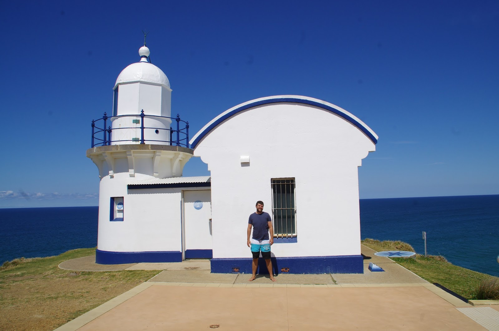 Tacking Point Lighthouse Port Macquarie