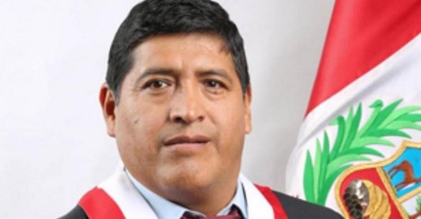 Congresista Reymundo Lapa fue sentenciado a cuatro años de prisión por negociación incompatible