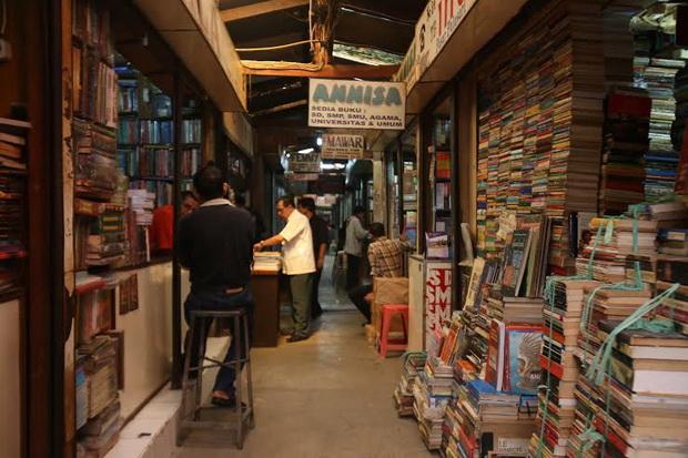 Mbah Second Tempat Jual Buku Bekas Di Bandung