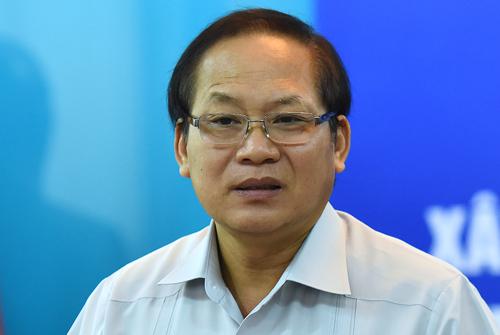 Bộ trưởng Trương Minh Tuấn thôi chức Bí thư Ban cán sự đảng
