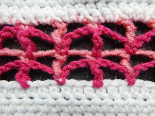 A Zig and A Zag Afghan by Crafting Friends Designs