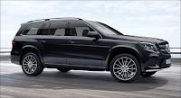 Đánh giá xe Mercedes GLS 500 4MATIC 2019