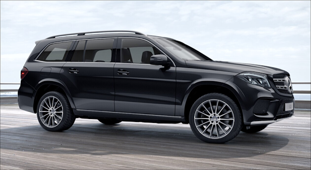 Mercedes GLS 500 4MATIC 2019