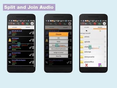 Cara Memotong Lagu MP3 Untuk Andorid 2017
