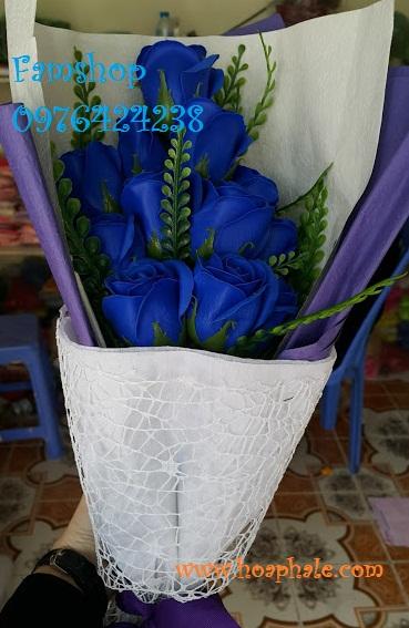 Hoa hong sap thom vinh cuu o Hang Non