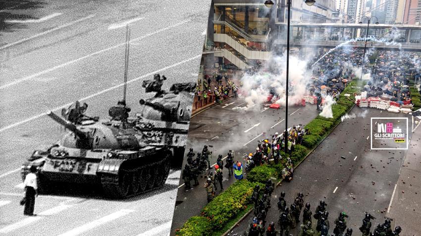 31 anni dopo: Hong Kong come Tiānānmén?