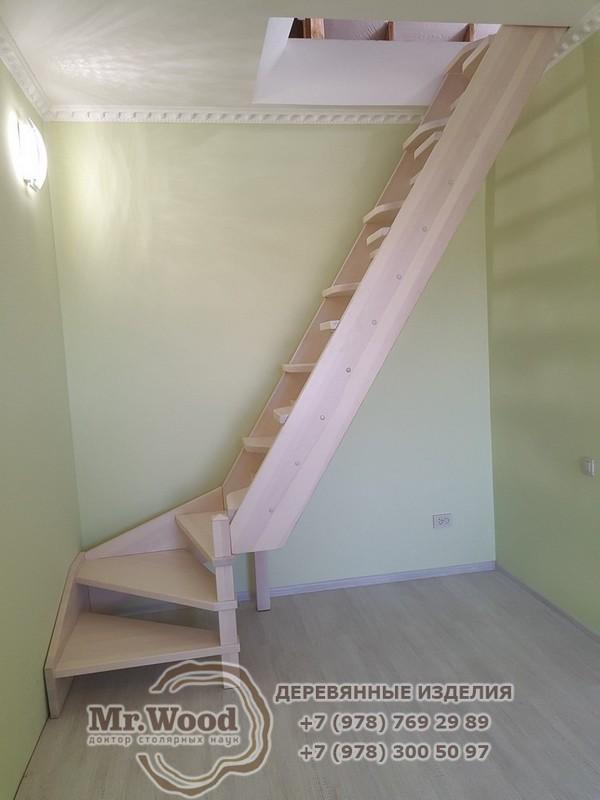 Лестницы на второй этаж Крым