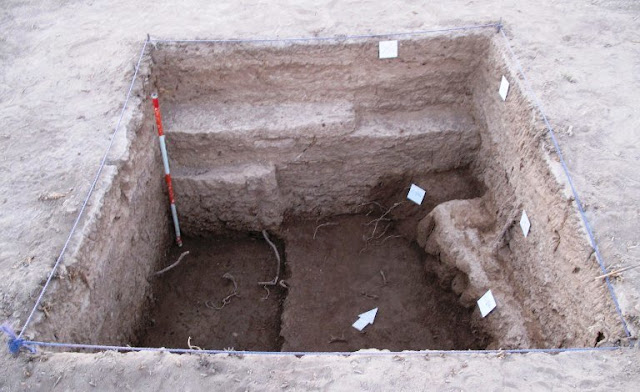 Early Islamic pottery kiln unearthed in Iran
