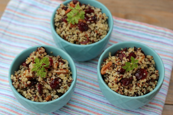 Quinoa Salad Cups