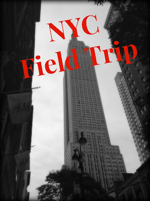 NYC Field Trip Photojournal on Homeschool Coffee Break @ kympossibleblog.blogspot.com