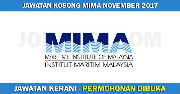 Institut Maritim Malaysia MIMA