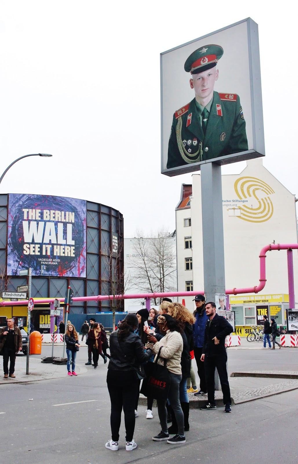 zona socialista berlin