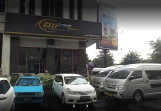 Alamat, Rute Travel CitiTrans Bandung, Jadwal dan Harga