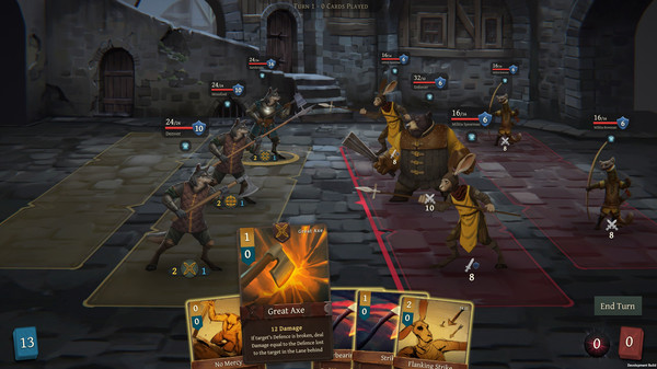 Banners of Ruin (2020) PC Game Español