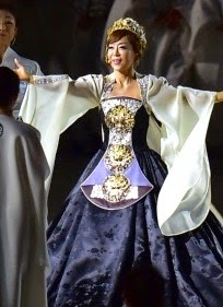 Opera Fresh Sumi Jo Among Famous Korean Singers At 2014 Asian Games