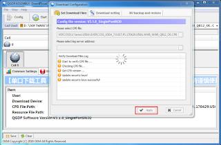 Cara verifikasi email Evercoss M50 Max Mudah Tanpa Kendala