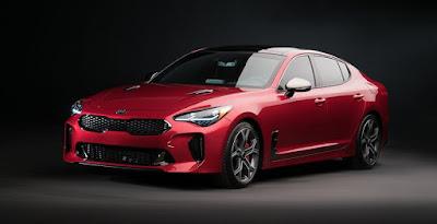 2018 Kia Stinger prix, date de sortie, rumeurs de l'intérieur et du moteur