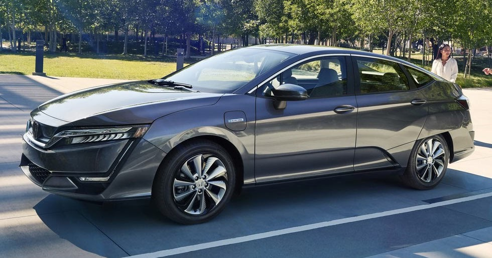 2017 Honda Clarity Electric Launched In The Us Costs 269