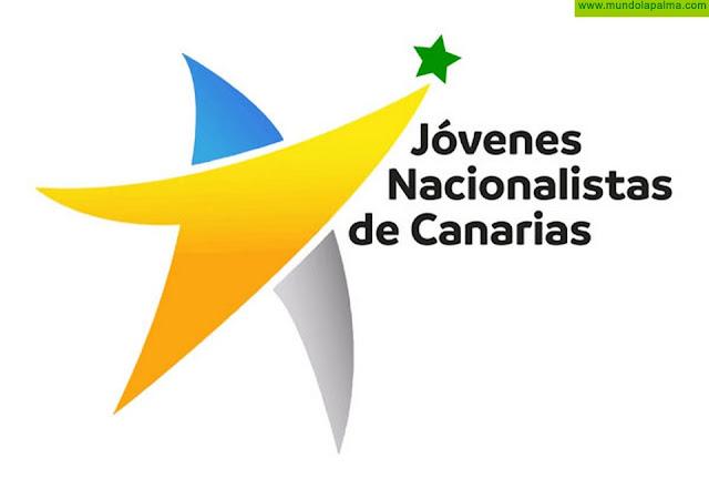 Los Jóvenes Nacionalistas de Canarias denuncian la cobardía del Gobierno autónomo frente al abandono del Estado