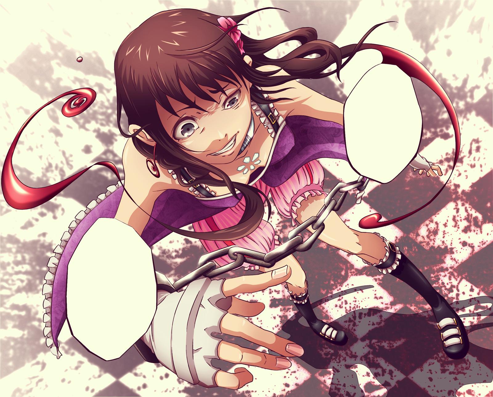 Gurren Lagann Quotes Wallpaper Deadman Wonderland 5 Wallpapers Your Daily Anime