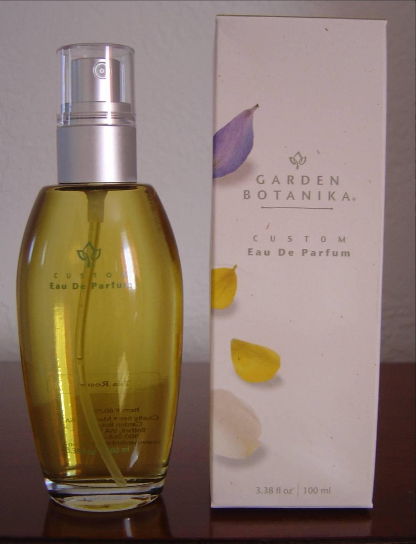 Tea Rose Perfume Garden Botanika