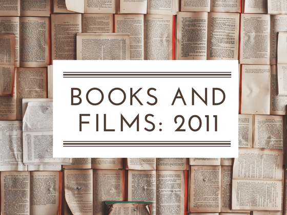 2011 books and films