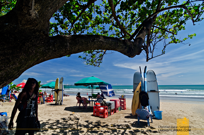 Beaches of Bali Kuta Beach