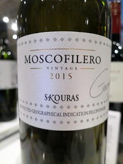 Skouras Moschofilero 2015 (88 pts)