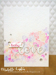 https://handmade-by-michelle.blogspot.com/2018/01/baby-love.html