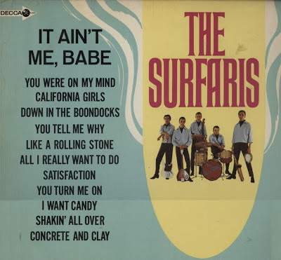 The Surfaris -  It Ain't Me Babe (1965)
