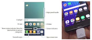 Samsung Galaxy S8 Home Screen Settings